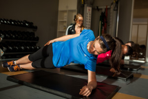 Side Plank correct technique
