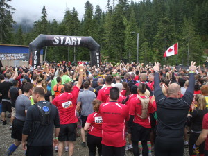 Obstacle Race Near Vancouver