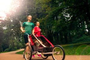 running, jogging stroller, personal trainer,