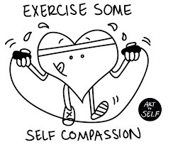 Self Compassion exercise for Mental Health